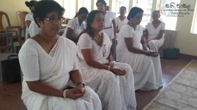 Sati Pasala Programme at Dharmadutha Daham Pasala, Pagoda, Nugegoda (9)