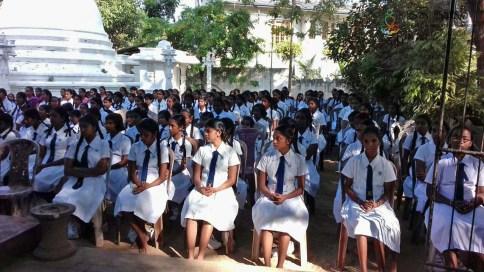 Sati Pasala Programme at Manthinda Pirivena, Matara - 7th January 2019 (9)