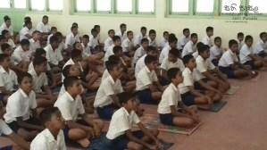 Sati Pasala Programme at St. Thomas College, Matara - 7th & 8th January 2019 (1)