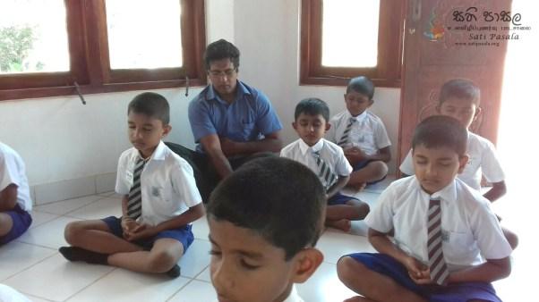 Sati Pasala Programme at St. Thomas College, Matara - 7th & 8th January 2019 (12)