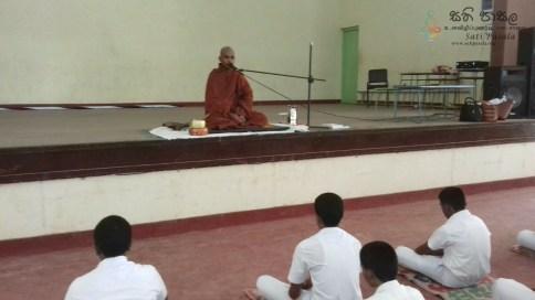 Sati Pasala Programme at St. Thomas College, Matara - 7th & 8th January 2019 (30)