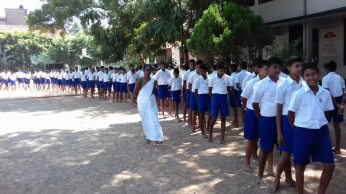 Sati Pasala Programme at St. Thomas College, Matara - 7th & 8th January 2019 (54)