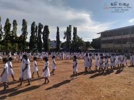 Sati Pasala Programme at Viharamahadevi Balika Vidyalaya - 5th February 2019 (2)