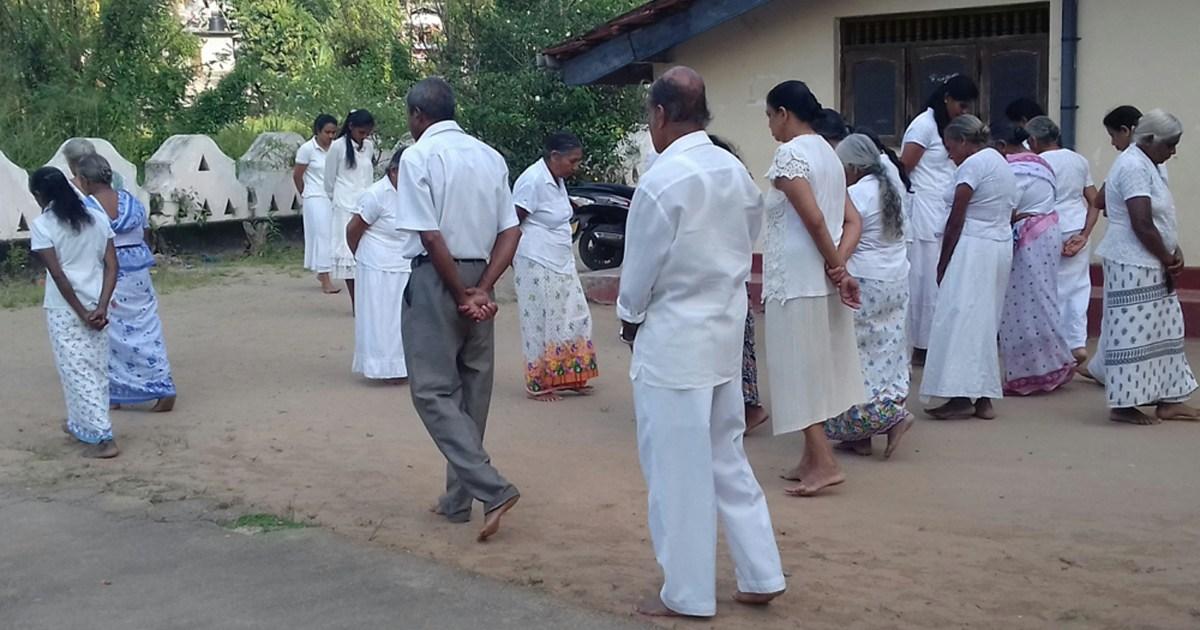 Sati Pasala at Sri Jayasumana Pirivena, Pamunuwa