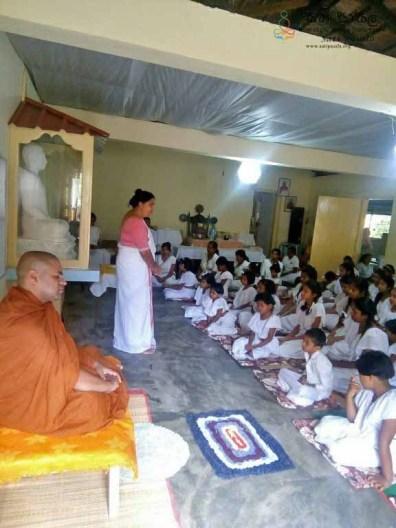Sri Dharmamali Daham Pasala Medawala Rajapihillaramaya - 1