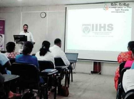 Mindfulness for Pre-School Teachers at IIHS Education Center, Welisara (12)