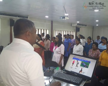 Mindfulness for Pre-School Teachers at IIHS Education Center, Welisara (8)