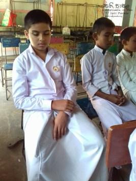 Mindfulness for Sri Rathanajothi Sunday School, Balawathgama (12)