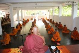 Monthly Sati Pasala for Venerable Members of the Clergy -12th March 2019 (13)