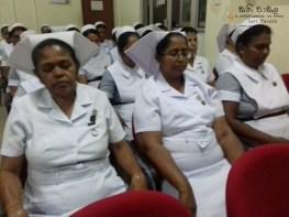 Sati Pasala Mindfulness Programme at Ragama Hospital (5)
