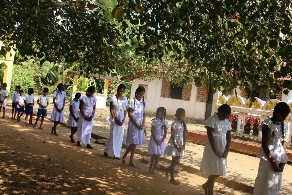 Sati Pasala Programme at Galenbindunuwewa Sri Bodhimaluwa Viharaya - 25th March 2019
