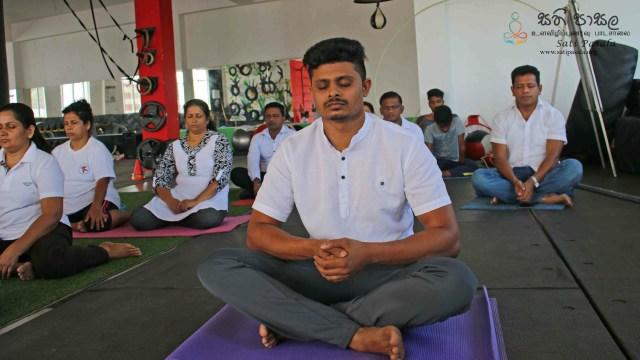 Sati Pasala Programme at Gymnasium, Balangoda - 11th March 2019