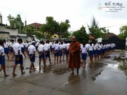 Sati Pasala Programme at ST. Servatius College, Matara (2)