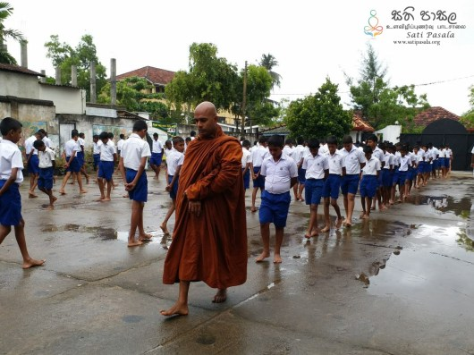 Sati Pasala Programme at ST. Servatius College, Matara (4)