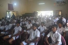 Sati Pasala Programme at Thakshila College, Gampaha - 1st March 2019