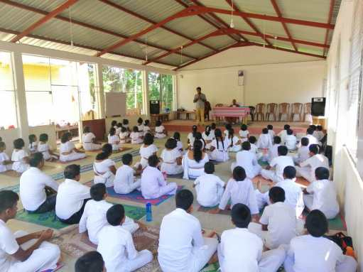 Sati Pasala at Sri Subadraramaya, Boyagama Galigamuwa (2)