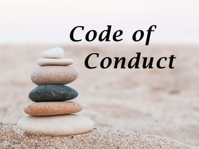 Code of Conduct of Sati Pasala Foundation