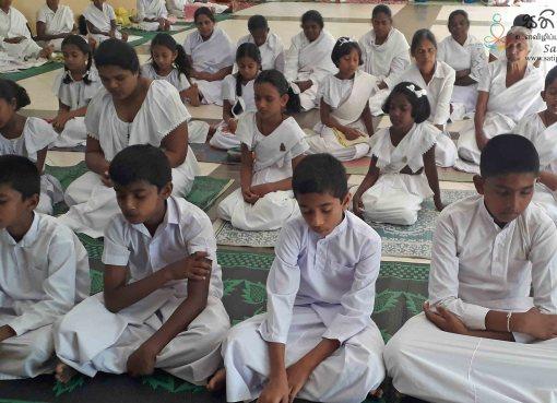 Sati Pasala Programme at Maddagoda Bomalu Viharaya, Diyapalagoda