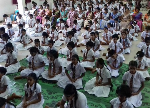 Sati Pasala Introduction Programme at Sri Dheerananda College, Pilimathalawa