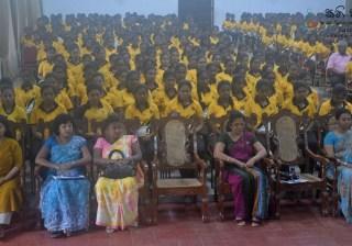 Sati Pasala Mindfulness Program at Anula Vidyalaya, Nugegoda