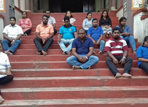 Sati Pasala Program at Theological College of Lanka in Ambilmeegama, Pilimathalawa