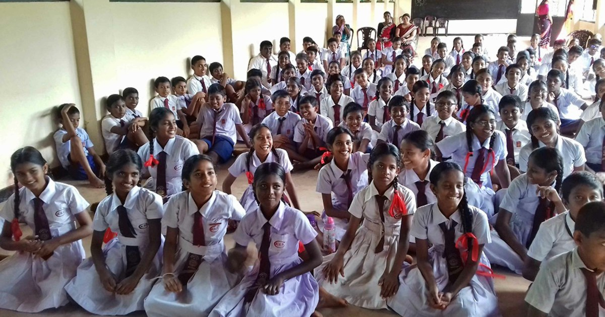Sati Pasala Programme at Katuwapitiya