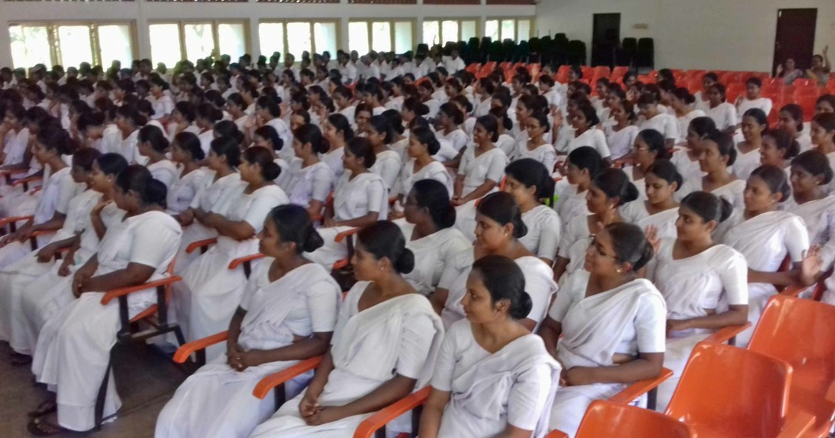 Student Teacher Training Programme at Siyane National College of Education, Veyangoda