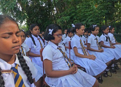 Sati Pasala at Dumbara Royal Primary, Yakgahapitiya