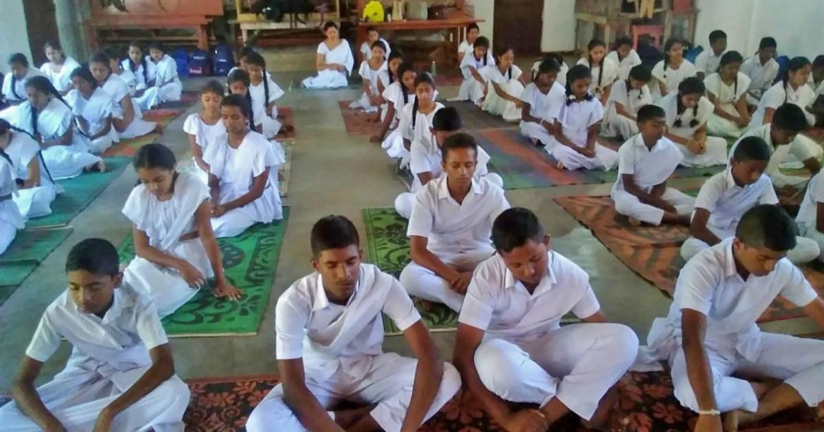 Sati Pasala at Piligalla Raja Maha Viharaya