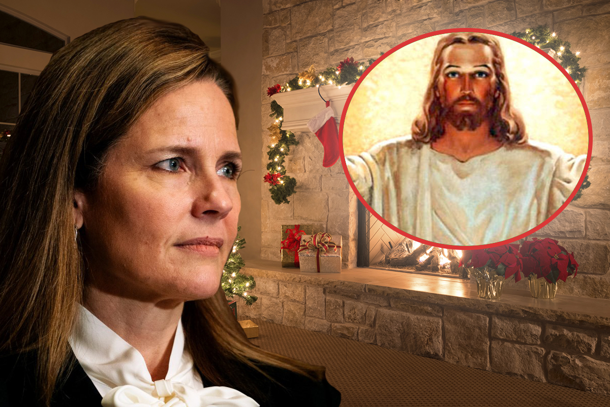 In 5-4 Decision, Supreme Court Says Jesus Is the Reason for the Season