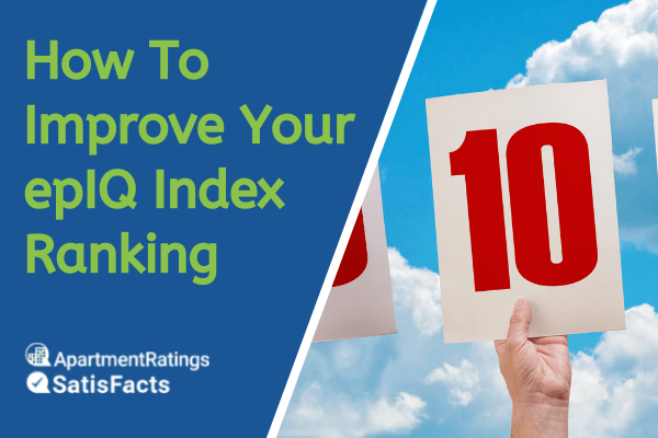 how to improve your epiq index ranking text with image of person holding 10 score