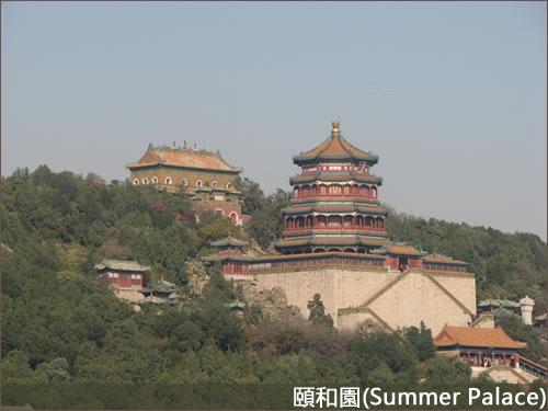 頤和園(Summer Palace)