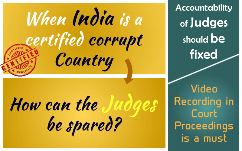 Corruption in the indian judiciary