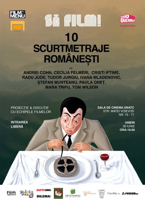 Filmul Paulei Oneţ va rula în această seară la Bucureşti