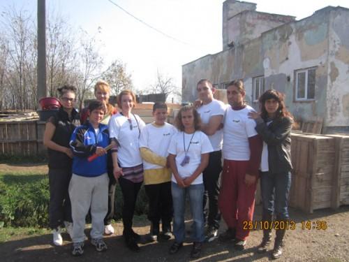 Voluntari-stea