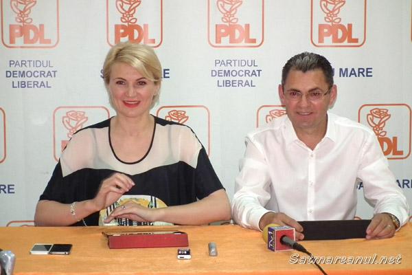 """Andreea Paul: """"Repornim motoarele dreptei în Satu Mare cu PDL şi PNL"""""""