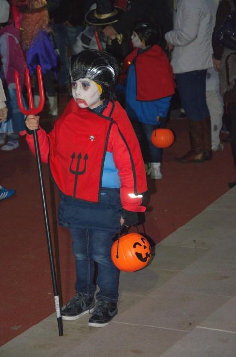 """""""Halloween Party"""" la Teatrul de vară din Carei (Galerie foto)"""