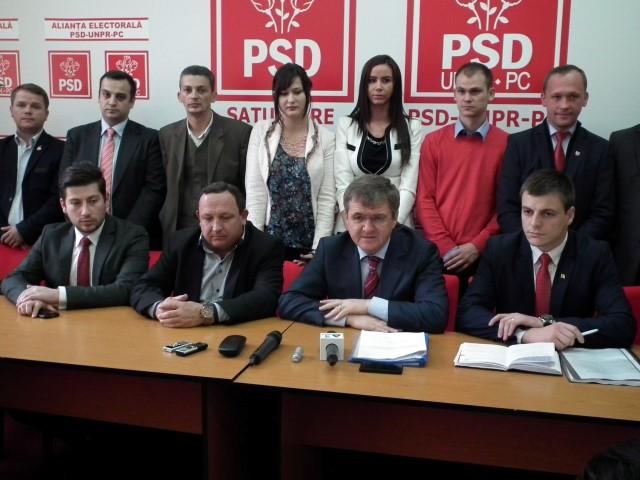 Guvernul Ponta alocă bani pentru continuarea proiectelor de investiții în județul Satu Mare