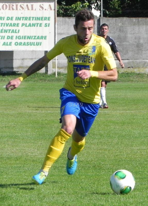 Conducerea FC Olimpia Satu Mare i-a reziliat contractul lui Vlad Bujor