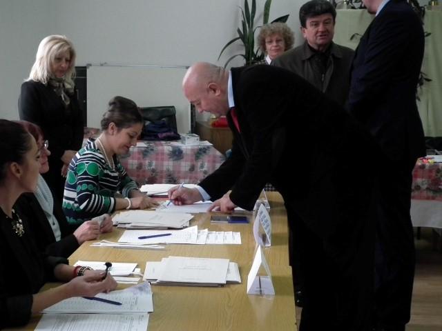 Alegeri prezidențiale Satu Mare