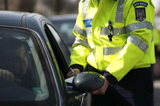 Zeci de infracțiuni înregistrate de polițiști