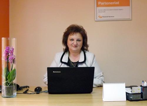 Manager de Satu Mare: Ariana Stan – TBI Credit