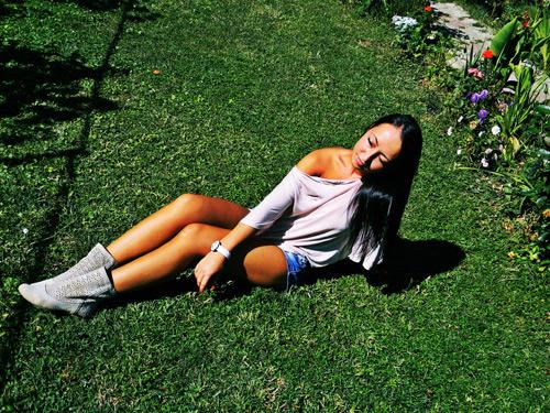 Sătmăreanca săptămânii – Alexandra Szabo