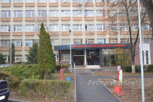 Postul de manager al Spitalului Județean Satu Mare, scos la concurs