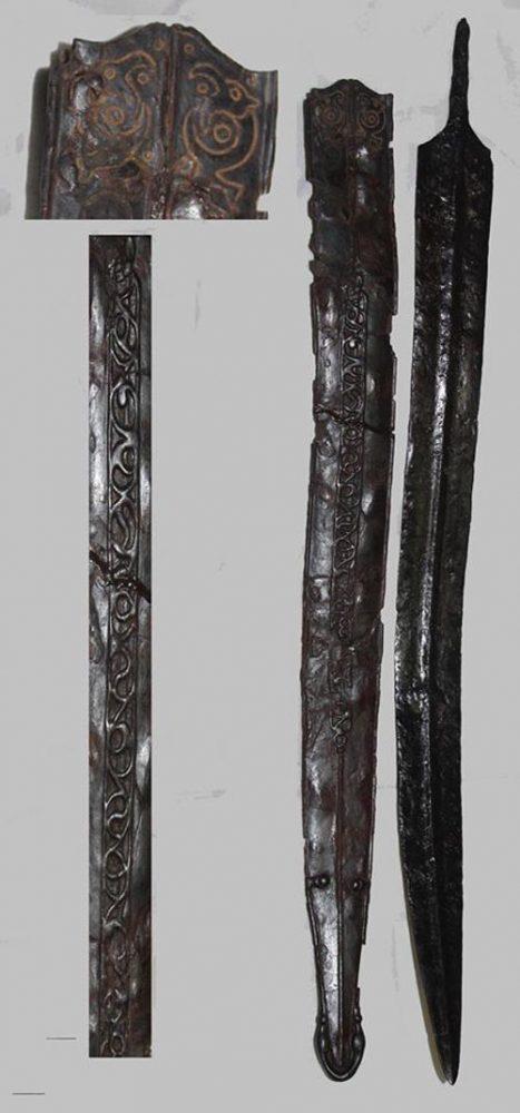 Spada celtică de la Pişcolt, o piesă unică în Europa
