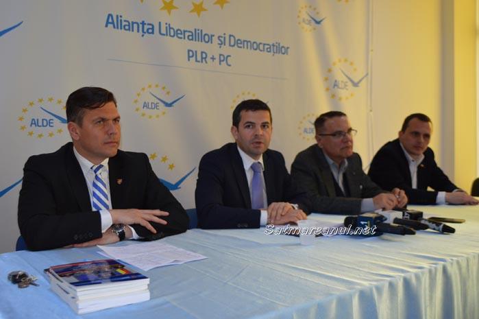"""Daniel Constantin: """"Sunt convins că Adrian Ștef poate fi primarul de care cetățenii au nevoie"""""""