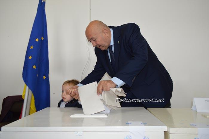 """Dorel Coica: """"Am votat pentru continuitate"""""""