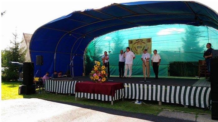 """Pataki Csaba a participat la Festivalul """"Strudli"""" de la Urziceni"""