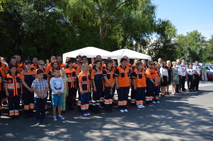 """""""Ziua Porților Deschise"""" la Ambulanța Satu Mare"""