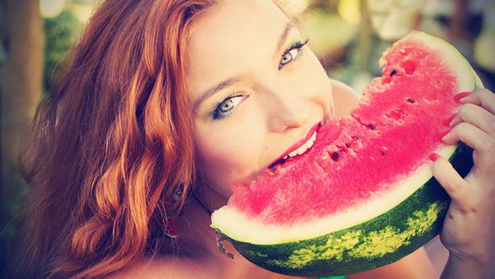 15 motive ca să consumați pepene roșu